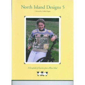 North Island Designs Five: A Scrapbook of Sweaters from Maine Island 9780892723294