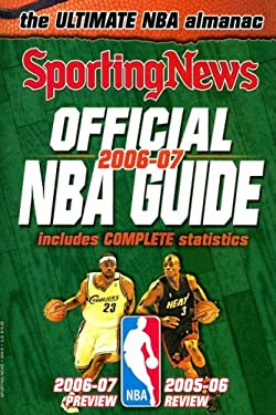 Official NBA Guide 9780892048540