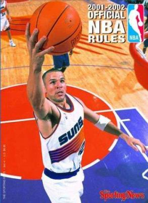 Official NBA Rules 9780892046577