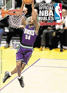 Official Rules of the National Basketball Association 9780892046812
