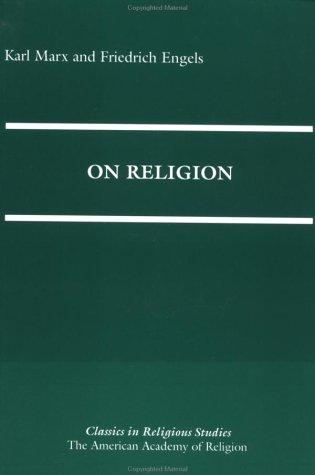 On Religion 9780891305996