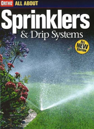 Ortho All about Sprinklers & Drip Systems 9780897215152