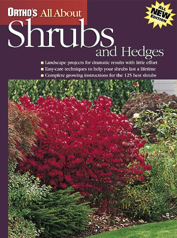 Ortho's Shrubs and Hedges 9780897214322