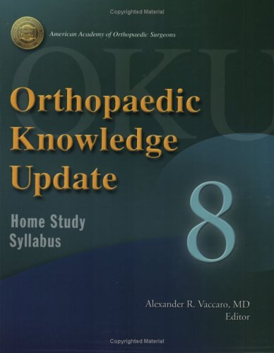 Orthopaedic Knowledge Update 8 9780892033386