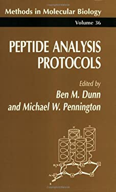 Peptide Analysis Protocols 9780896032743