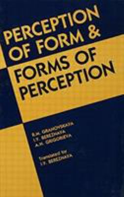Perception of Form and Forms of Perception 9780898595789