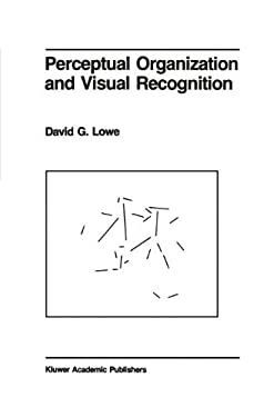 Perceptual Organization and Visual Recognition 9780898381726