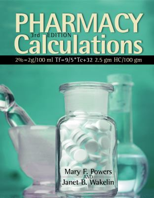 Pharmacy Calculations 9780895828200