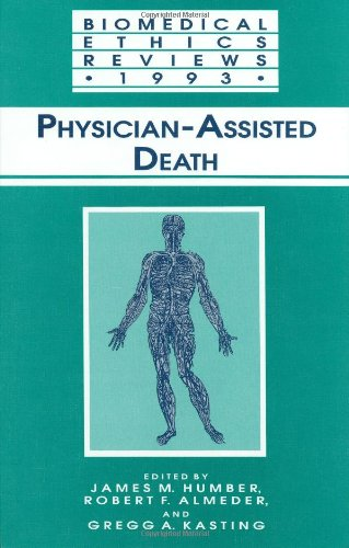 Physician-Assisted Death 9780896032651