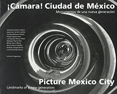 Picture Mexico City: Landmarks of a New Generation 9780892364909