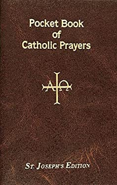 Pocket Book of Catholic Prayers 9780899420325