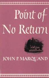 Point of No Return 4058424