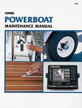 Powerboat Maintenance Manual 9780892876549