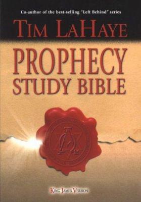 Prophecy Study Bible-KJV 9780899579269
