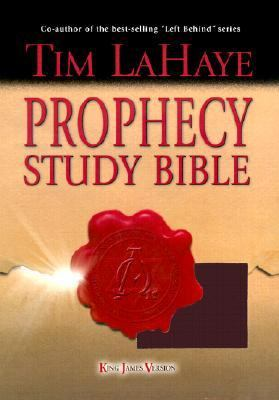 Prophecy Study Bible-KJV 9780899579283