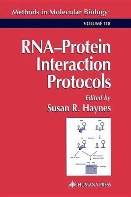 RNA'Protein Interaction Protocols 9780896035683