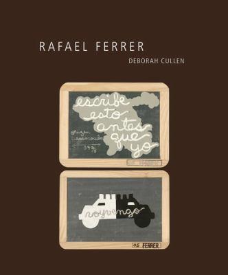 Rafael Ferrer 9780895511348