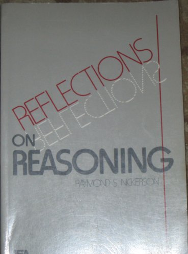 Reflections on Reasoning 9780898597639