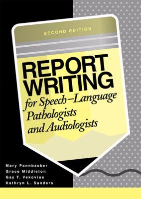 speech language pathology essays Professional writing in speech-language pathology and a pluralplus companion website with additional materials is at wwwpluralpublishingcom/publication.