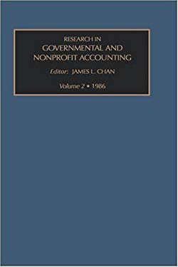 Research in Governmental and Nonprofit Accounting 9780892326280