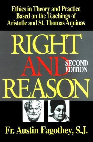 Right and Reason 9780895556684