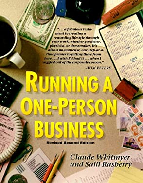 Running a One Person Business 9780898155983