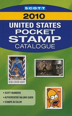 Scott U.S. Pocket Stamp Catalogue 9780894874574
