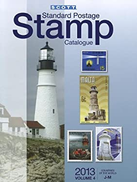 Scott 2013 Standard Postage Stamp Catalogue Volume 4 J-M 9780894874727