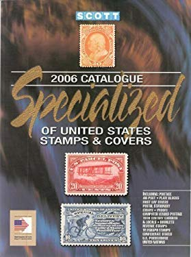 Scott Specialized Catalogue of United States Stamps & Covers 9780894873577
