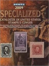 Scott Specialized Catalogue of United States Stamps & Covers 9780894874260