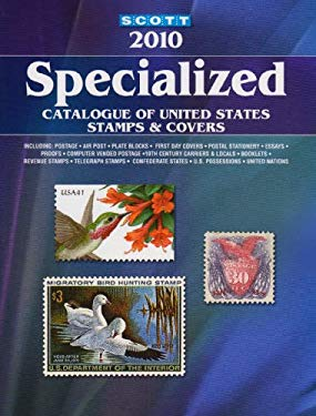 Scott Specialized Catalogue of United States Stamps & Covers 9780894874468
