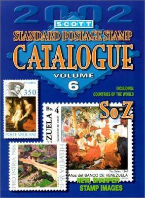Scott Standard Postag-V06-2002 9780894872761