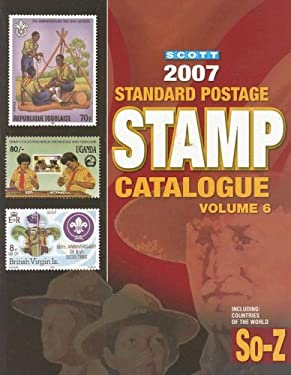 Scott Standard Postage Stamp Catalogue: Countries of the World So-Z 9780894873805