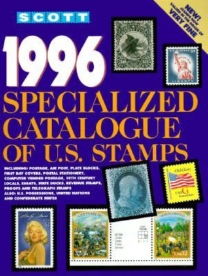 Scott Standard Postage Stamp Catalogue: U.S. Specialized 9780894872150