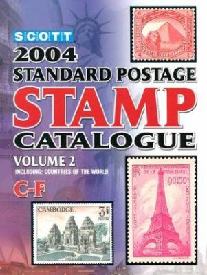 Scott Standard Postage Stamp Catalogue: Vol. 2: Countries of the World C-F 9780894873126