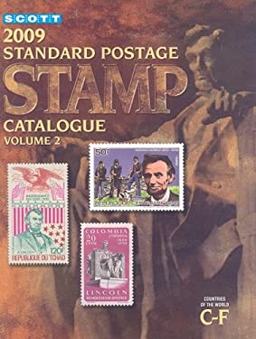 Scott Standard Postage Stamp Catalogue, Volume 2: Countries of the World C-F 9780894874185