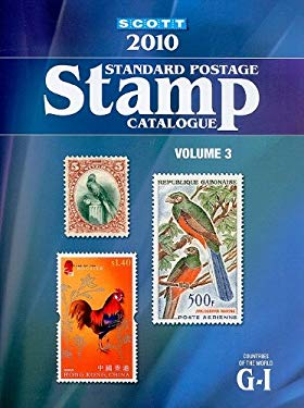 Scott Standard Postage Stamp Catalogue, Volume 3: Countries of the World, G-I 9780894874406