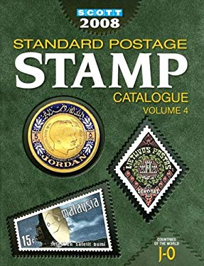 Scott Standard Postage Stamp Catalogue, Volume 4: Countries of the World J-O 9780894873980
