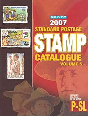 Scott Standard Postage Stamp Catalogue, Volume 5: Countries of the World P-SL 9780894873799