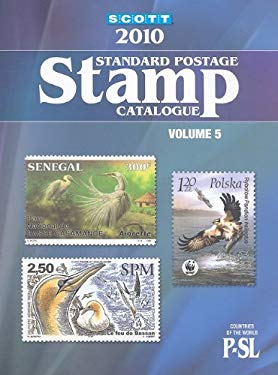 Scott Standard Postage Stamp Catalogue, Volume 5: Countries of the World, P-SL 9780894874420