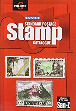Scott Standard Postage Stamp Catalogue, Volume 6: Countries of the World San-Z 9780894874536