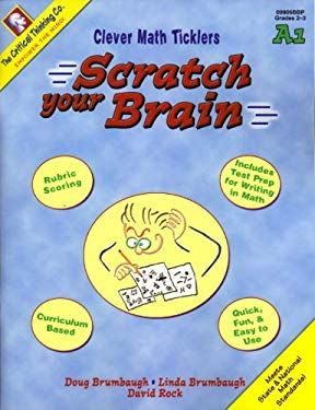 Scratch Your Brain: A1, Grades 2-3 (Clever Math Ticklers)