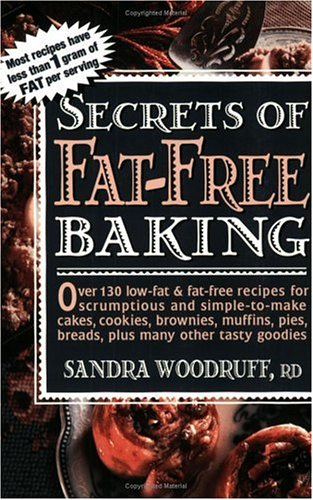 Secrets of Fat-Free Baking 9780895296306