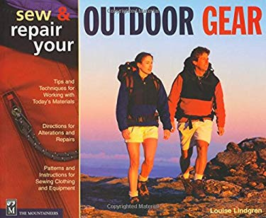 Sew and Repair Your Outdoor Gear 9780898860573
