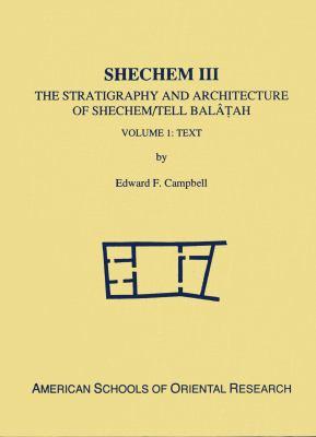 Shechem III 9780897570626