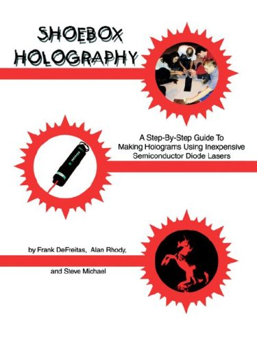 Shoebox Holography 9780894960604