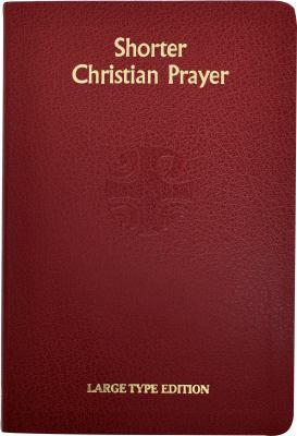 Shorter Christian Prayer 9780899424538
