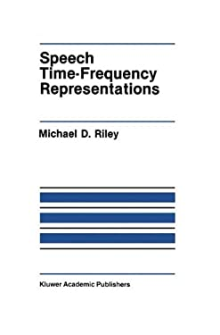 Speech Time-Frequency Representation 9780898382983