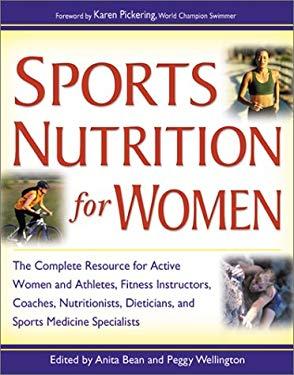 Sports Nutrition for Women 9780897933513