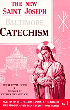 Saint Joseph Baltimore Catechism (No. 1) 9780899422411